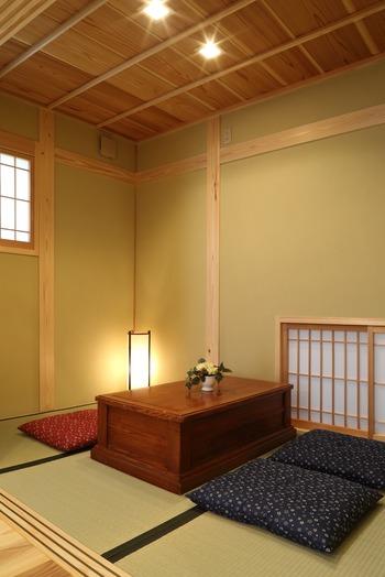 西本浦の家  和室