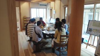 東雲本町の家 勉強会