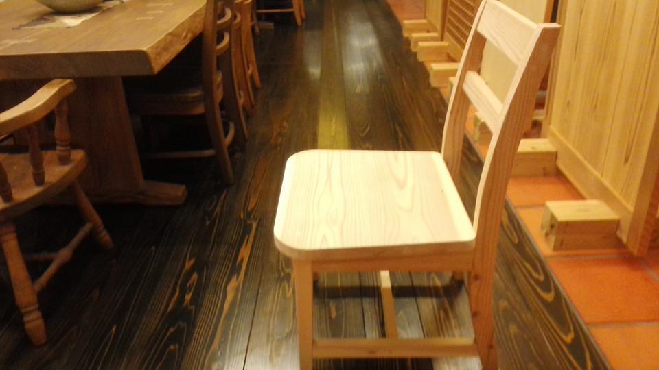 オリジナル椅子 1