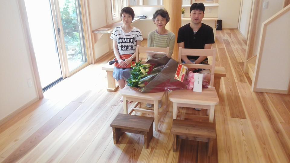 家具プレゼント