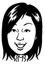 難波亜希子