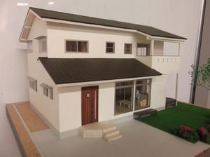 こころ佐野様邸模型写真DSCF2337