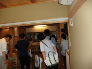 「OB住宅見学会」広島 注文住宅 木の家