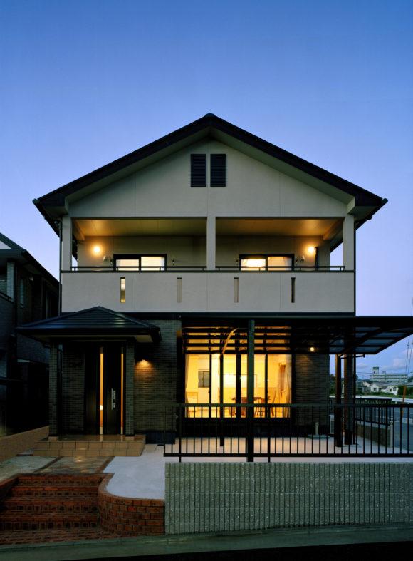 「通気断熱WB工法で建てた子育て世代さんの家」広島 注文住宅 木の家社長コラム